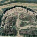 Palmerston Fort - Shornemead Fort (Google Maps)