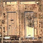 Bombed Buildings In Baghdad (Google Maps)
