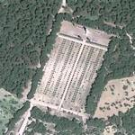 French National War Cemetery and Memorial Gallipoli (Google Maps)