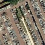 Dainville Communal Cemetery (Google Maps)