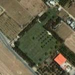 Deir El Belah War Cemetery (Google Maps)