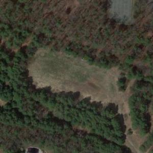 B-73 Nike missile site (Google Maps)
