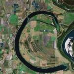 Lake Chicot (Google Maps)
