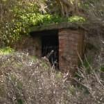 HMS Forward, Royal Navy's secret HQ bunker (entrance)