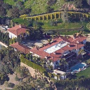 Dr. Phil McGraw's house (Google Maps)