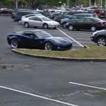 Chevrolet Corvette (StreetView)