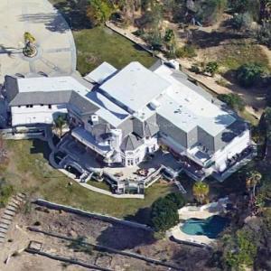 Jake Paul's House (Google Maps)