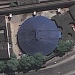 Escola Nacional de Circo (Circus school) (Google Maps)