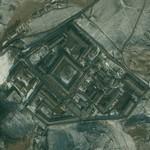 Kaechon concentration camp (Google Maps)
