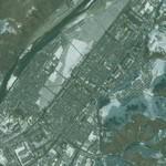 Yodok concentration camp (Google Maps)