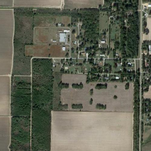 Rohwer War Relocation Center (Google Maps)