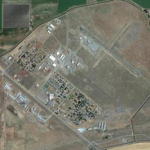 Tule Lake War Relocation Center (Google Maps)