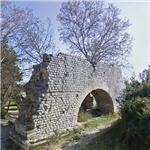 Barbegal Roman aqueduct and mill (StreetView)