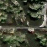 Pont d'Aël Roman Aqueduct (Google Maps)