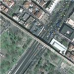 Valens Roman Aqueduct (Google Maps)