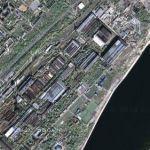 Barrikadj factory - Stalingrad battle (Google Maps)