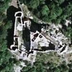 Uhrovec hrad (Google Maps)