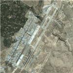 Bagram Air Base (Google Maps)