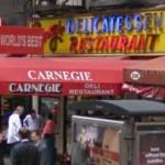 Carnegie Deli (StreetView)