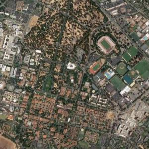Stanford University (Google Maps)