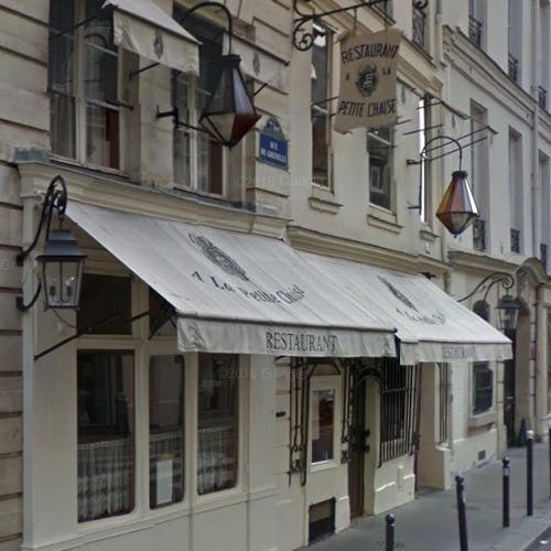 la petite chaise oldest restaurant in paris in paris france google maps. Black Bedroom Furniture Sets. Home Design Ideas