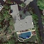 Scarlett Johansson's house (former) (Google Maps)