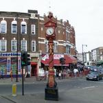 Jubilee Clock Tower (Harlesden) (StreetView)