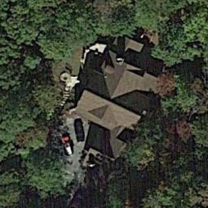 Adam Copeland's house (aka Edge) (Google Maps)