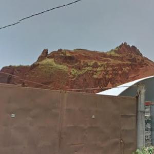 Beautiful Red Mountain (StreetView)