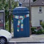 Somerton TARDIS (StreetView)