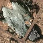 Lake near Abu Ghraib Prison (Google Maps)