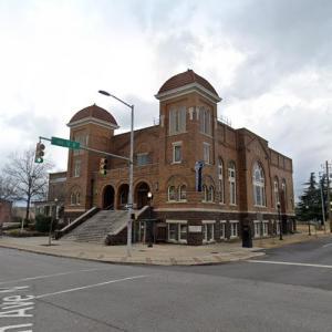 16th Street Baptist Church (StreetView)
