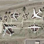 Tinker AFB Air Park (Google Maps)