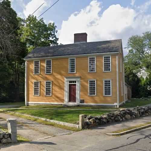 Hancock-Clarke House (StreetView)