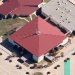 Red Pyramid (Google Maps)